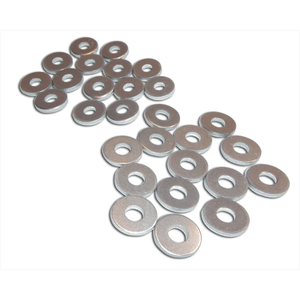 "Racing Rivets - 1/8"" Back-Up Washers"