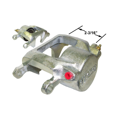 Howe - Full Size GM Steel Front Calipers - 2-15/16