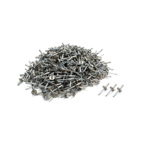 "Five Star - 1/8"" Large Head Rivets - Plain (500 Count)"
