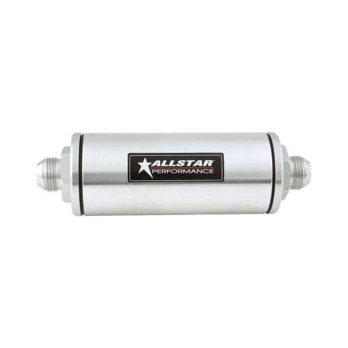 Allstar - In-line Oil Filter -12 AN Fittings