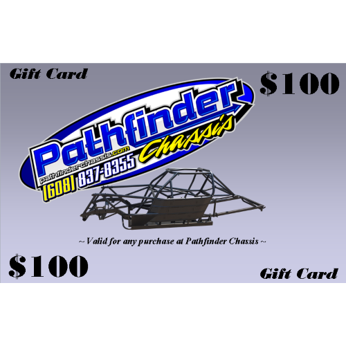 Pathfinder - $100.00 Gift Card