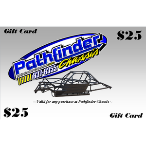 Pathfinder - $25.00 Gift Card