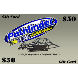 Pathfinder - $50.00 Gift Card