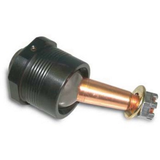 Howe - Upper Ball Joint, Screw In, +5 Pin