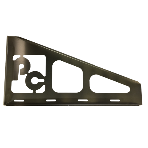 Pathfinder - Right Side Nose Brace - Aluminum
