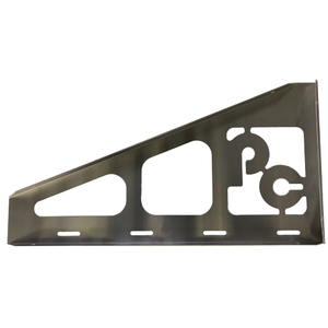 Pathfinder - Left Side Nose Brace - Aluminum