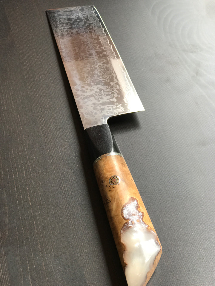 Nakiri Knife Anatomy / The Vegetable knife