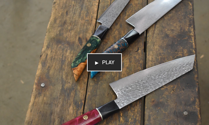 Koi Knives first Kickstarter Program