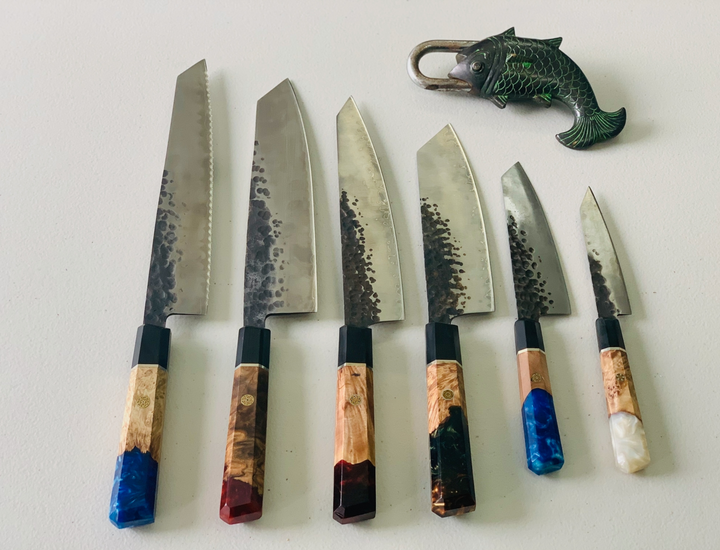 Canberra Knife Collection