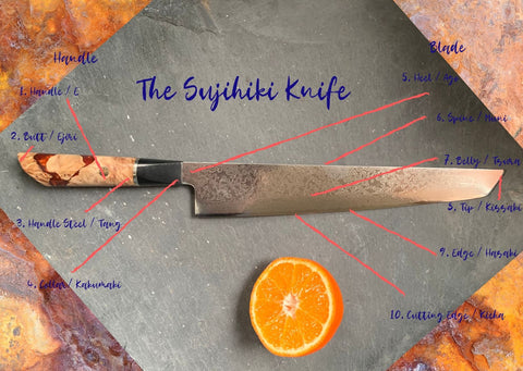 The Sujihiki Knife