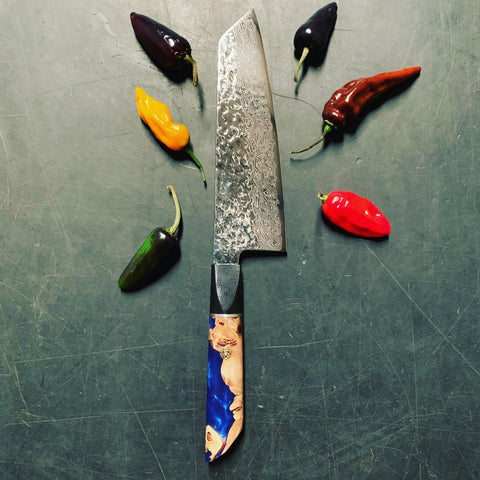 The Bunka Knife