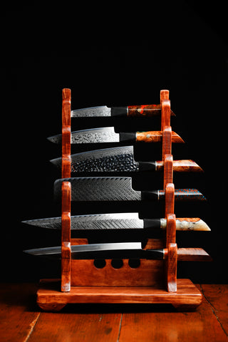 Japanese Knife Rack