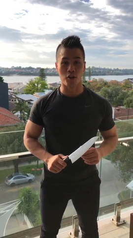 Derek Lau - What a legend!