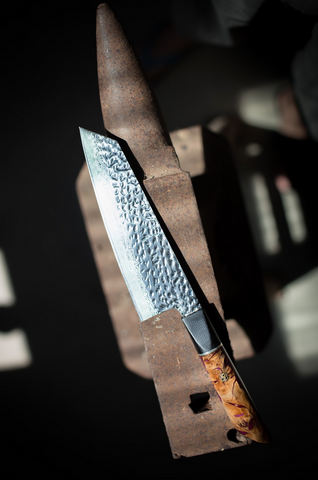 The Japanese Knife - Bunka