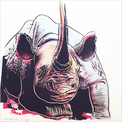 Endangered Species: Black Rhinoceros, II.301 TP 4/30