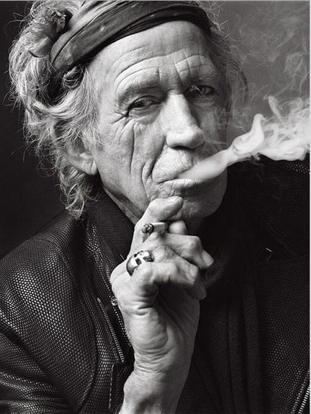 Keith Richards, New York, NY 2011