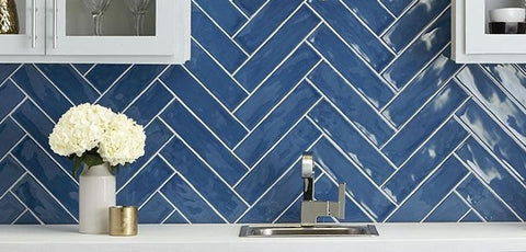 Marazzi Costa Clara in Blue Wave