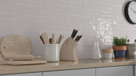 Tencer Handmade in nude color from Tierra Sol on Seattle Tile Direct