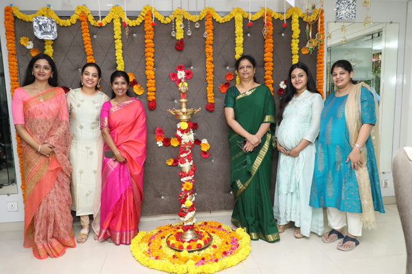 Women achievers come together for 'thodu'