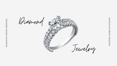 With hardness, rarity, beauty, and an inextricable connection to love and romance, diamonds are the perfect choice for jewellery.