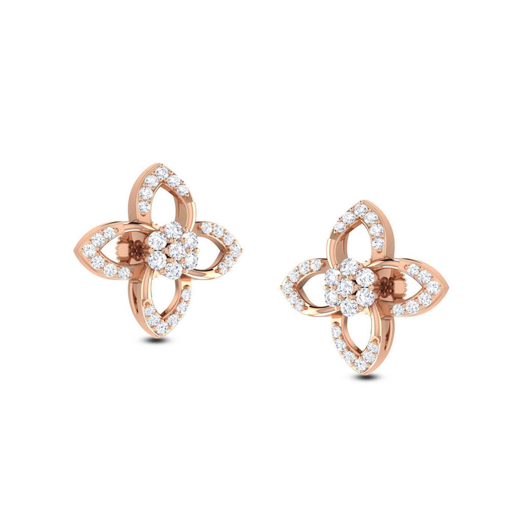 Beautiful Traditional Florentine Studs