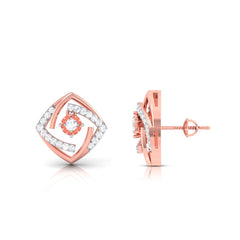 The Rhombus Angular Studs