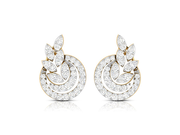 Moonstruck Diamond Studs