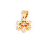 Jasmine 22k Yellow Gold Pendant