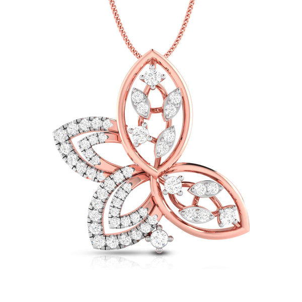 The Butterfly Winged Pendant
