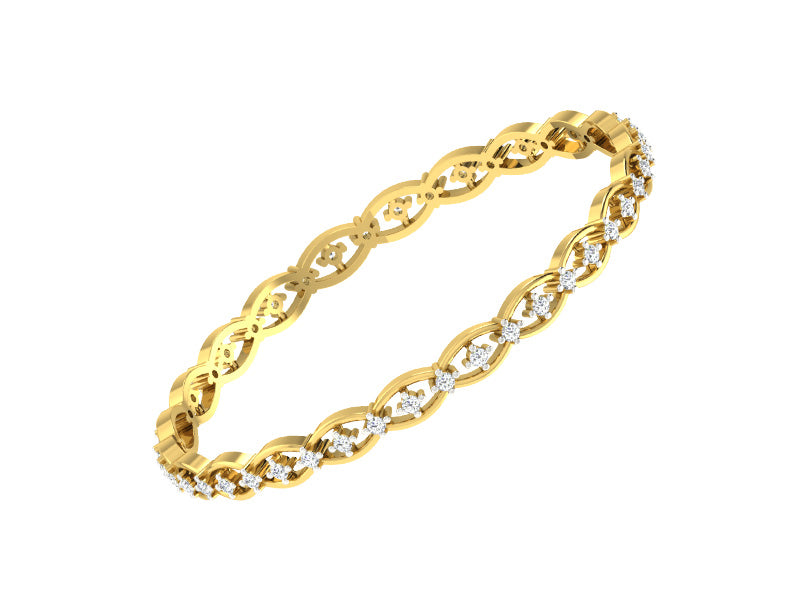 TIMELESS DIAMOND BANGLE