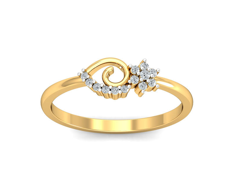 Artistic Twilight Ring