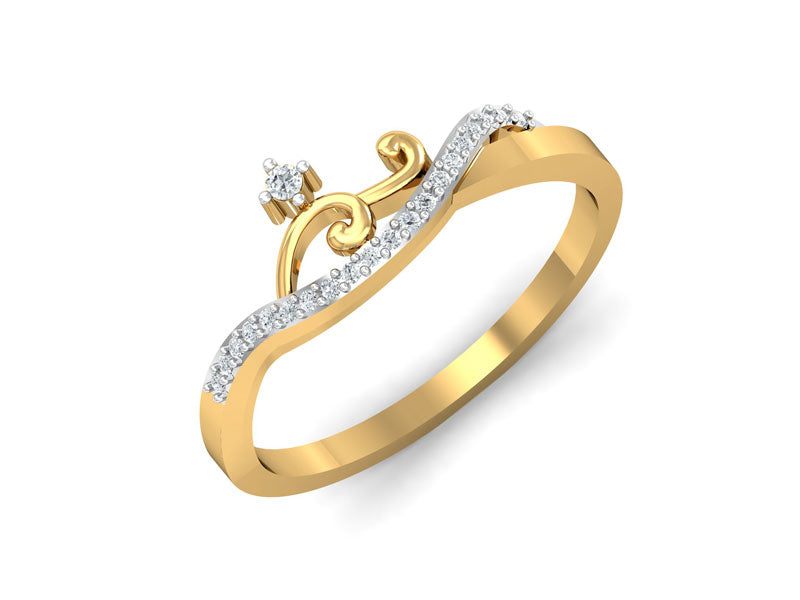 Dreamy Artistic Ring