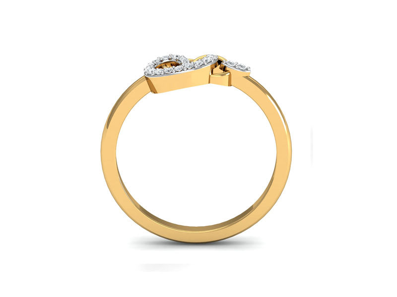 Chic Loop Ring