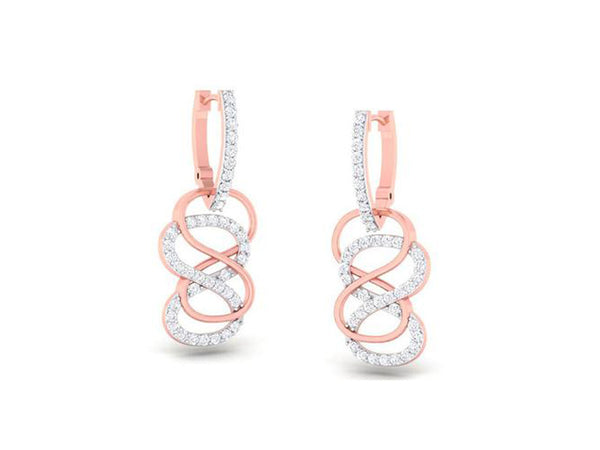 Charming Infinity Earring