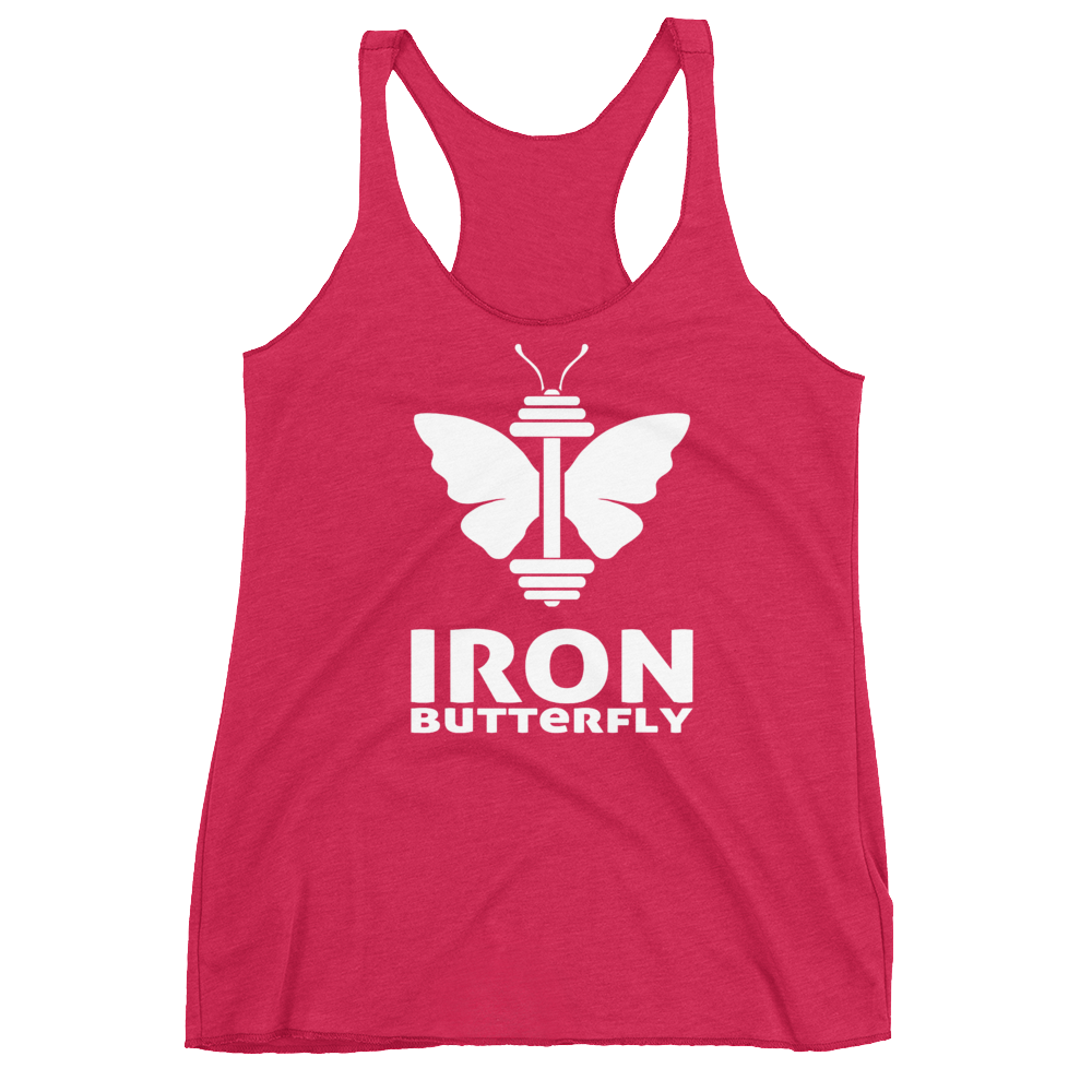 Iron Butterfly Tank Top