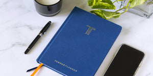 Tempus Daily Planner Goal Journal Planner Time Management Get things done for entrepreneurs
