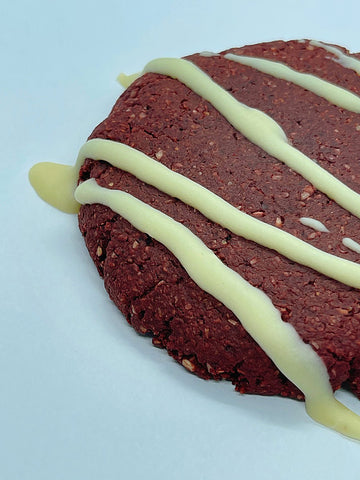 Galleta red velvet (media docena)