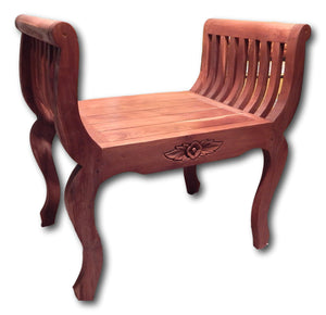 Teak Stool 1: Designer Teak Chairs & Stools | Roots Teak Cabinets & Tiles serving Seattle & USA with timeless teak furniture, A+ grade teak wood, salvaged teak wood furniture solid wood furniture tiles tile flooring and home decor