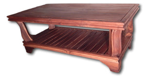 Teak: Coffee Tables / Storage Tables | Roots Furniture Cabinets & Tile