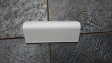 Tile counter v-cap molding ceramic