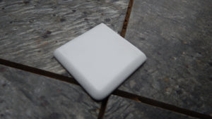 "Subway  3"" x 3"" corner bullnose Ceramic tile"