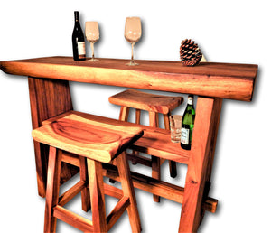 ~924~Bar stool and wine bar Seattle ~ Roots Hardwood Furniture & Tiles