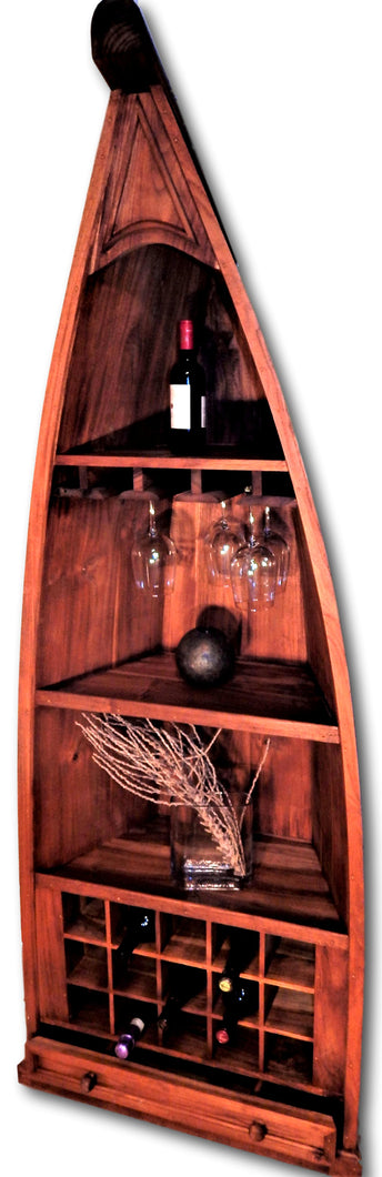 Wine storage display cabinets, Seattle