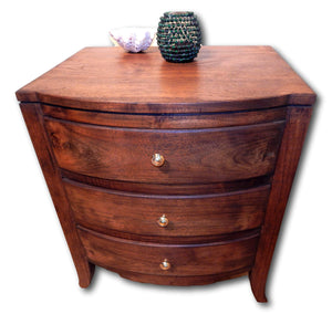 Furniture Seattle, Solid Wood Furniture Stores, Bedside Table | Nightstand from Teak