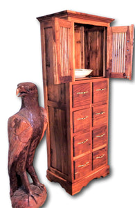 Roots Cabinets & Tiles: HOUSE OF TEAK FURNITURE & Decor & Tiles