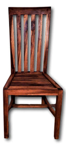 Teak Chair Hand Made: Roots Cabinets & Tile
