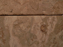 "Travertine 6"" x 12"" tumbled tile from Natural stone"