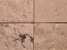 "Travertine tumbled tile 6"" x 6"" from Natural stone"