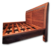 Teak Bedroom Furniture Bed | Roots Hardwood Furniture & Tile