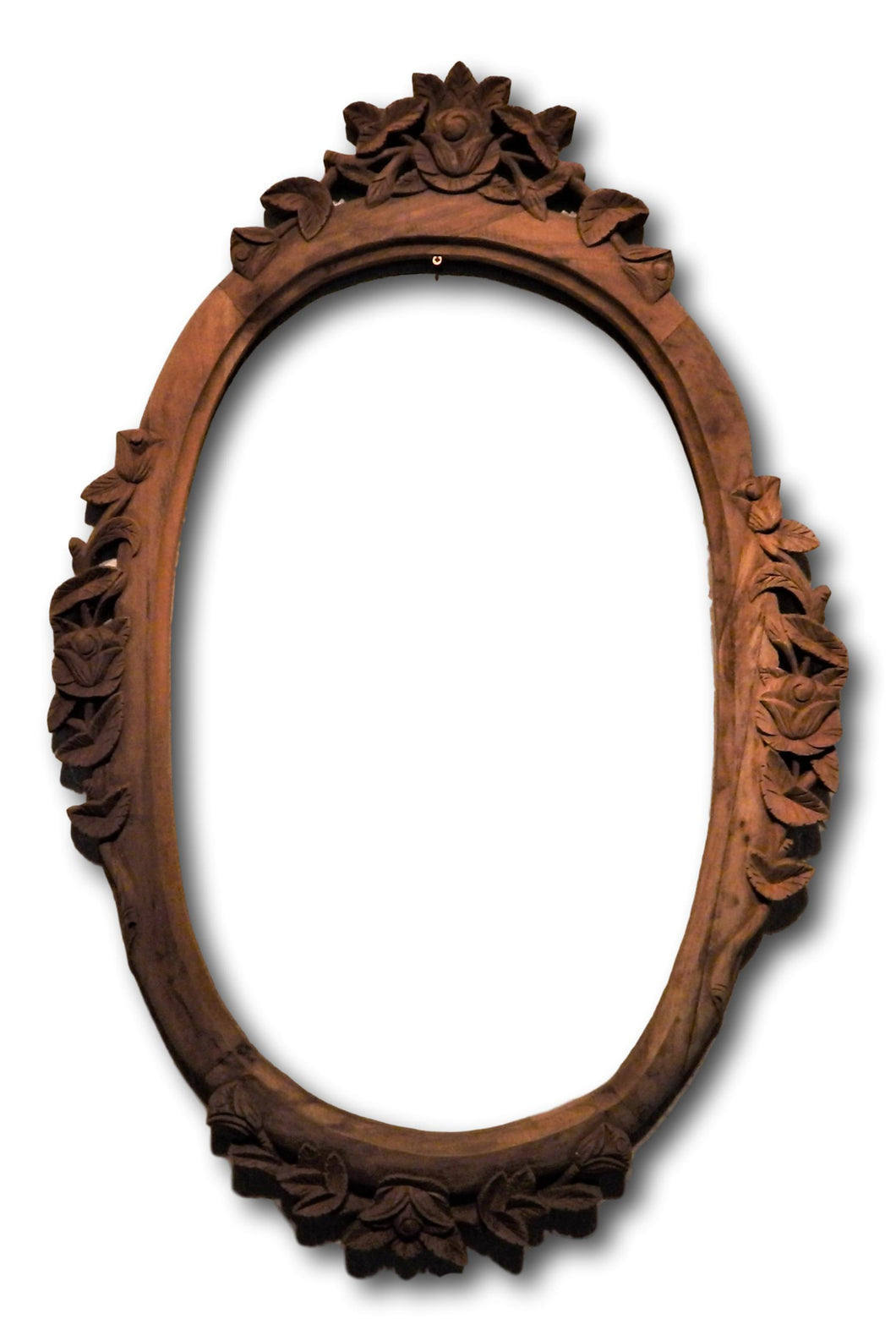 Picture frame handcrafted from Teak wood